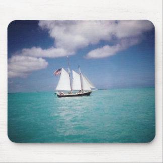 sail mousepad