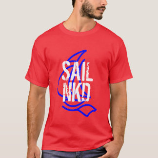 Sail Naked T-Shirt