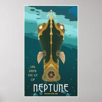 Sail Neptune Print
