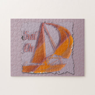 SAIL ON PUZZLE