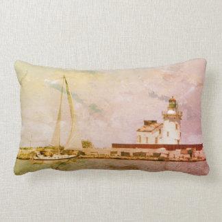Sail on Summer (Cleveland) Pillow