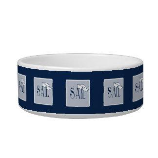 Sail Pet Food Bowl
