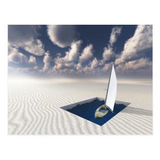 Sail Postcard