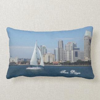 Sail San Diego Bay Pillow