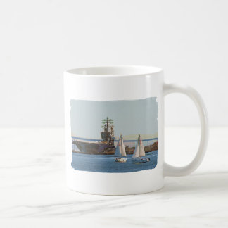 Sail San Diego Coffee Mug