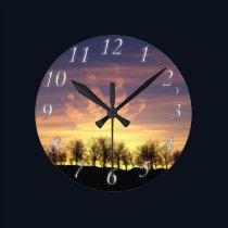 Sail the Night Sky Clock