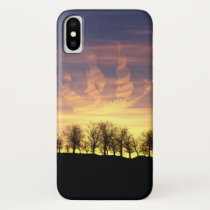 Sail the Night Sky iPhone Case