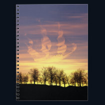 Sail the Night Sky Notebook
