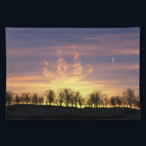 Sail the Night Sky Placemat
