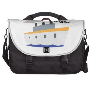 Sail The Seven Seas! Commuter Bags