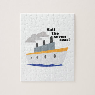 Sail The Seven Seas! Puzzles