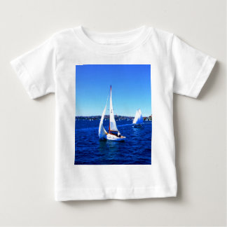 Sail to goal and success  yacht sydney t shirt