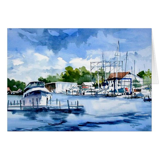 Sail Together Card