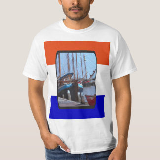 Sail training vessels, Enkhuizen, Holland T-Shirt