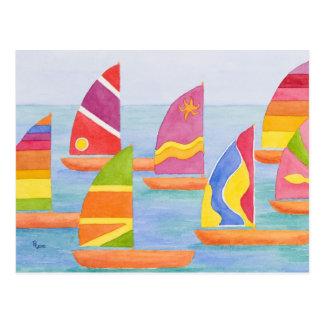 Sailabration Postcard