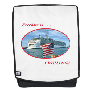 Sailaway Cruise Oval Backpack
