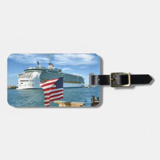 Sailaway Personalized Luggage Tag