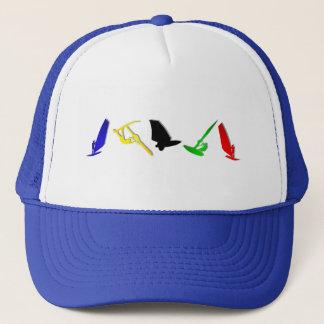 Sailboard Windsurfing sailboarding sailing sports Trucker Hat