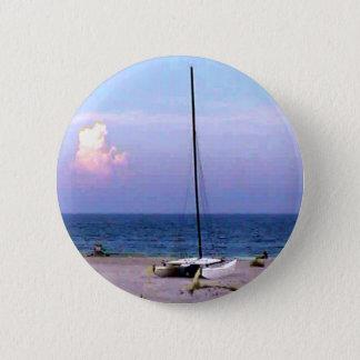 Sailboat 2004 I'd rather be Sailing jGibney The MU Pinback Button