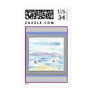 Sailboat - 29 cent stamp