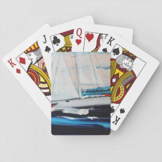 """""""Sailboat 3 """" Card Decks"""
