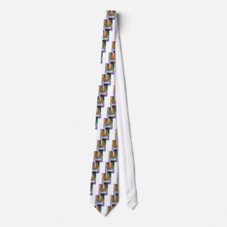 Sailboat Abstract Intangible Sailing Decor Gifts Tie