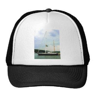 Sailboat at Anchor Trucker Hat