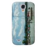 Sailboat at Dock Cold Springs NY Galaxy S4 Cover