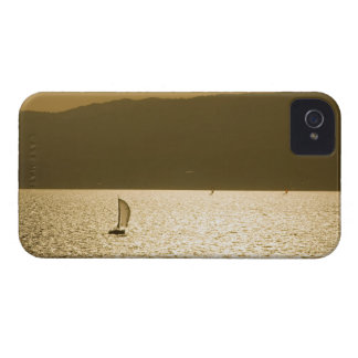 Sailboat at Mediterranean Sea Case-Mate iPhone 4 Case