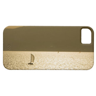 Sailboat at Mediterranean Sea iPhone SE/5/5s Case