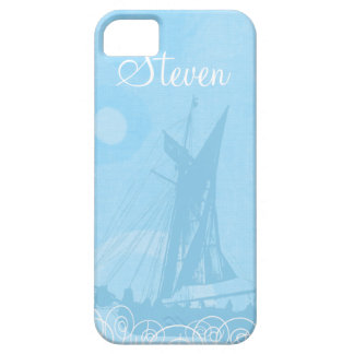 Sailboat at Sea Barely There iPhone 5 Case