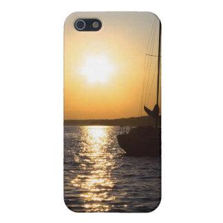 Sailboat at Sunset iPhone 4 Case