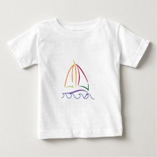 Sailboat Baby T-Shirt