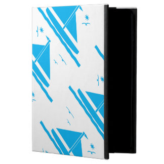 Sailboat Blue Cover For iPad Air