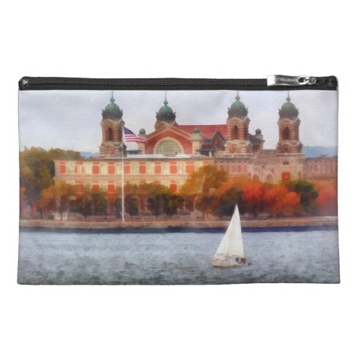Sailboat by Ellis Island Travel Accessory Bags