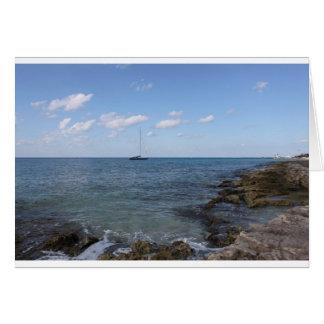Sailboat Card
