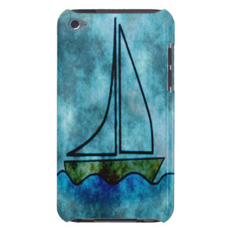 Sailboat Case-Mate iPod Touch Case
