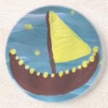 Sailboat Coasters