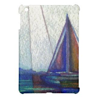 """Sailboat"" CricketDiane Ocean Art Cover For The iPad Mini"