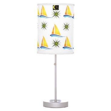 Professional Business Sailboat Decorative lamp shade