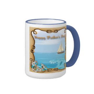 Sailboat Father's Day Mugs