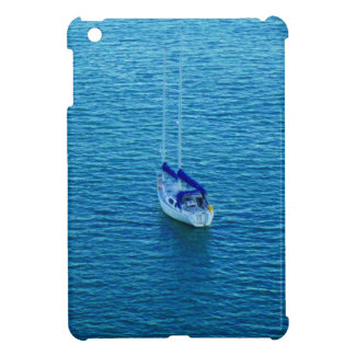 Sailboat in Purau Bay. Case For The iPad Mini