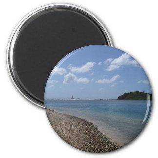 Sailboat in the Distance Magnet