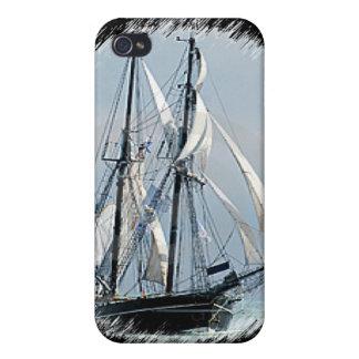 Sailboat iPhone 4/4S Case