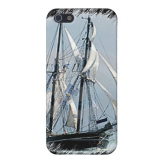 Sailboat iPhone SE/5/5s Cover