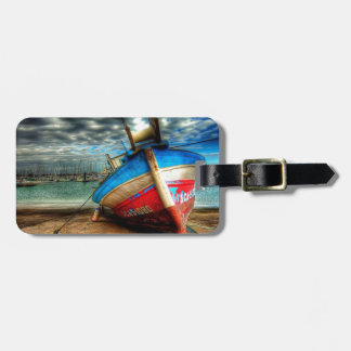 Sailboat Luggage Tag
