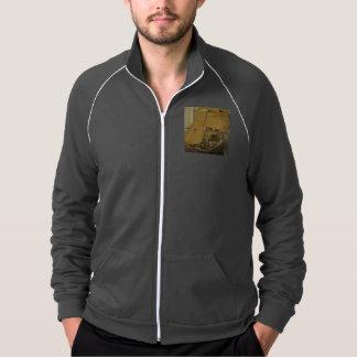 Sailboat Model Printed Jacket