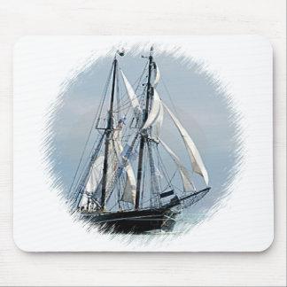 Sailboat Mouse Pad