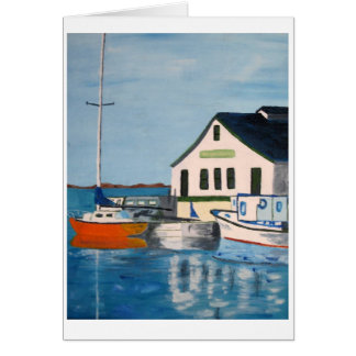 Sailboat Notecard