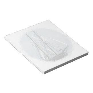 Sailboat Notepad (2) sizes